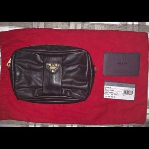 PRADA clutch bag
